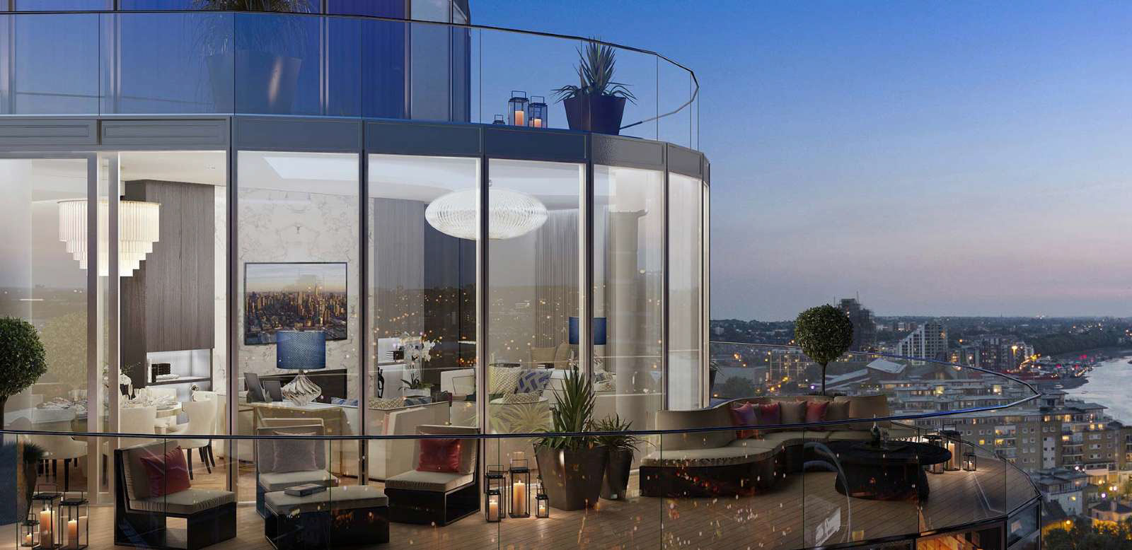 New Homes With Best Views Of London Buildington Blog