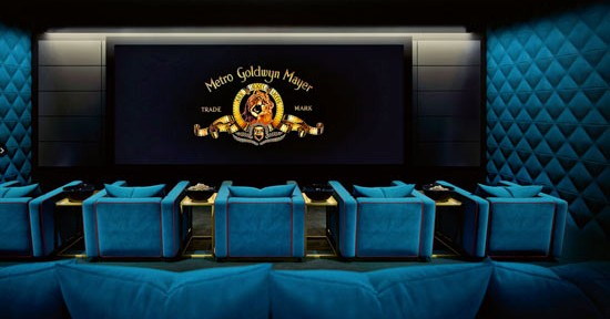 private cinema