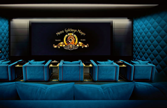 private cinema