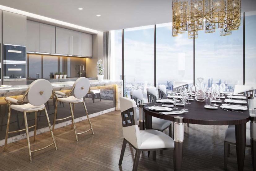 versace home interior design london