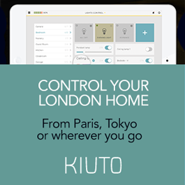 kiuto home automation london