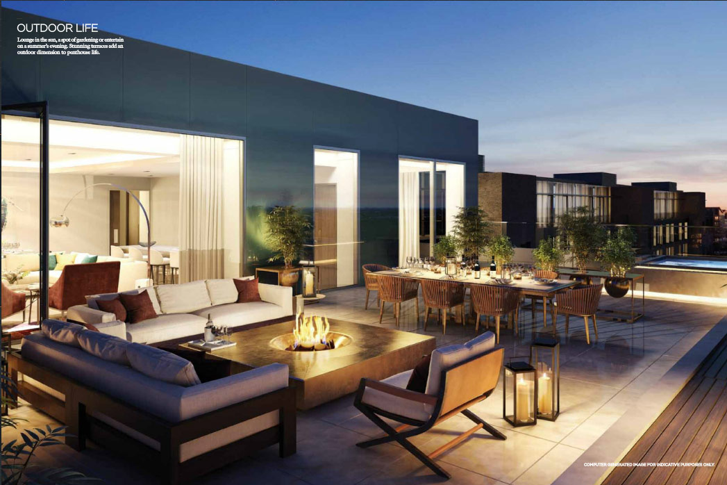 New Penthouses For Sale In London Buildington Blog