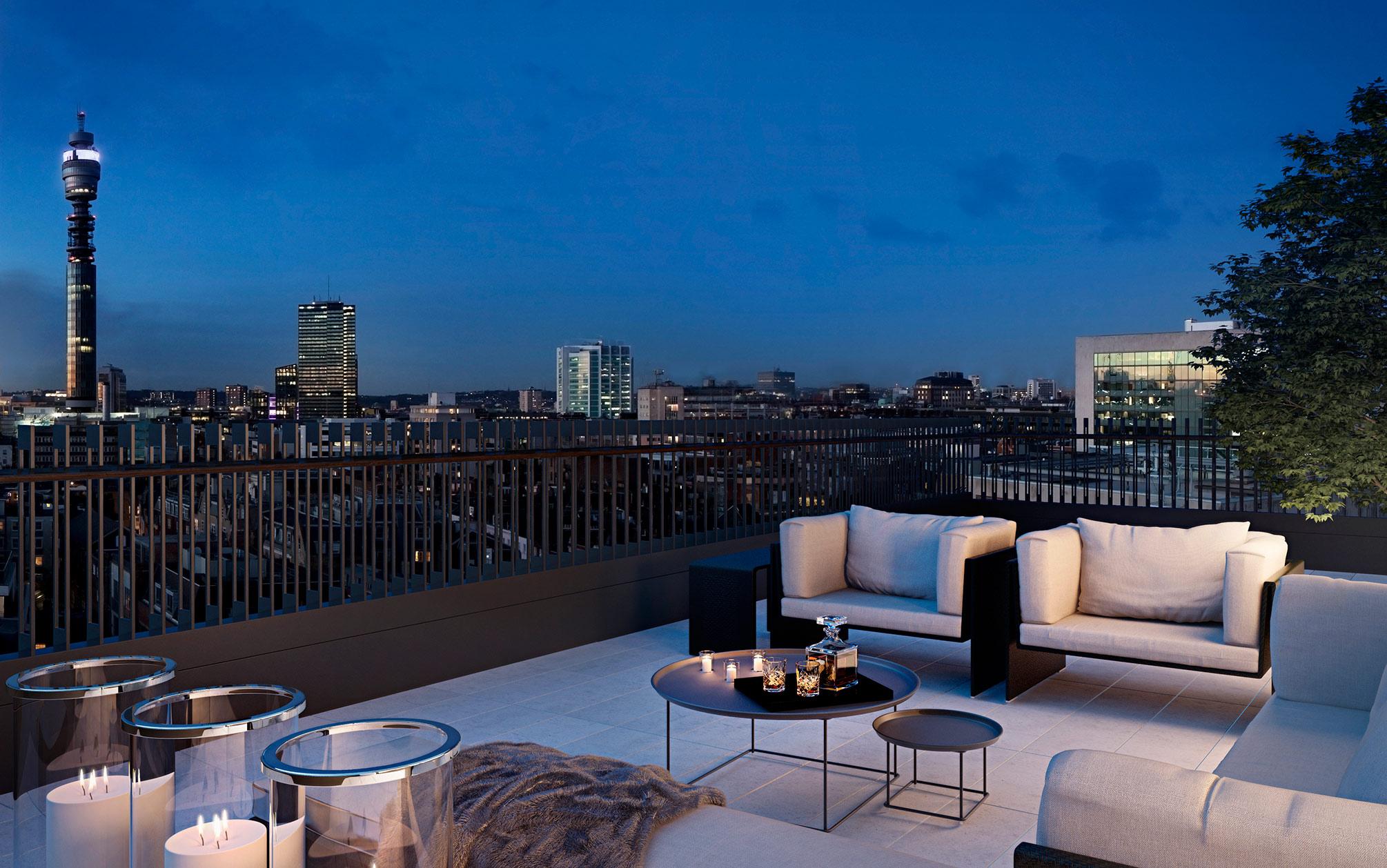 New penthouses for sale in London Buildington Blog