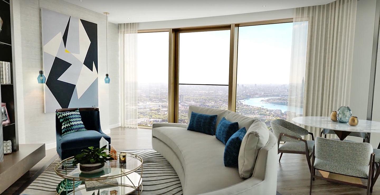 Imagine living at spire london buildington blog for London interiors