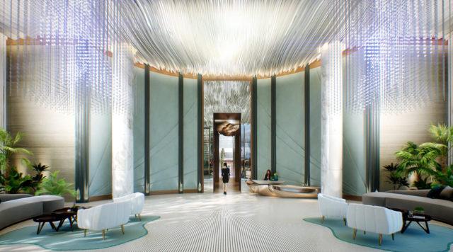 spire london lounge