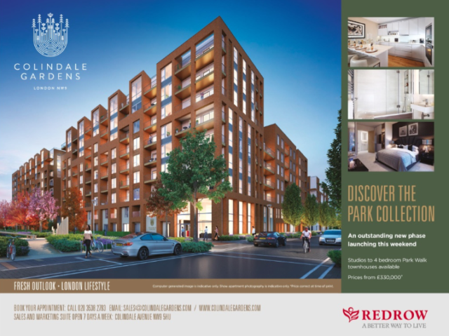park-collection-nw-homes-colindale-gardens-redrow-advert-2017