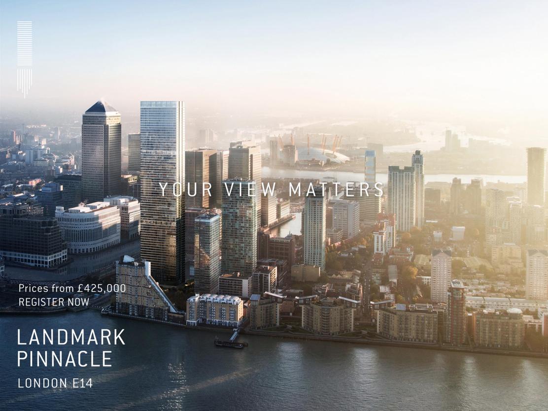 31 Facts: Landmark Pinnacle Development in Canary Wharf ...
