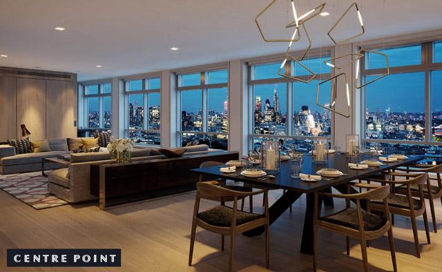 centre point conran partners interior design