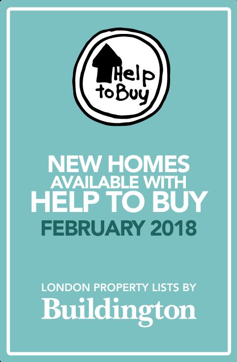 List of new london help to buy developments
