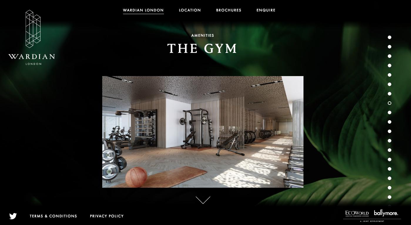 wardian gym docklands london e14