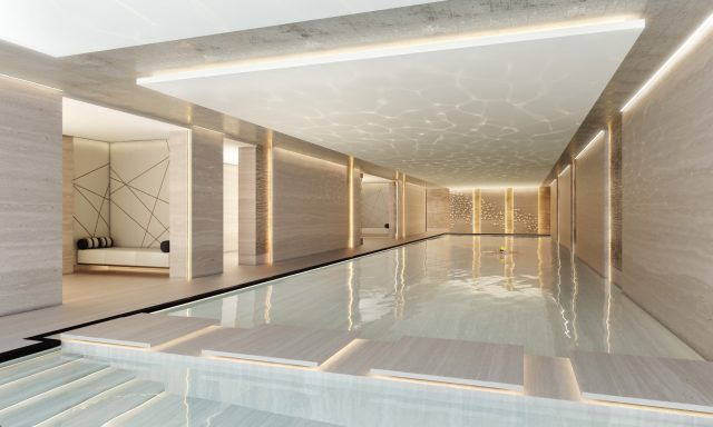 southbank place swimming pool