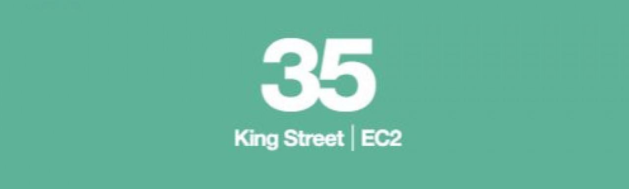 35 King Street www.35kingstreet.com