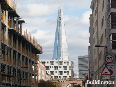 The Residence and The Shard.