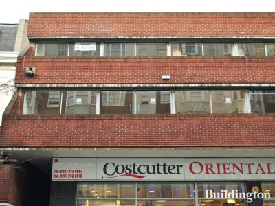Costcutter store on Queensway