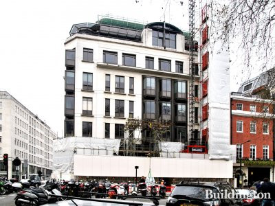 30 Berkeley Square development in March 2014.