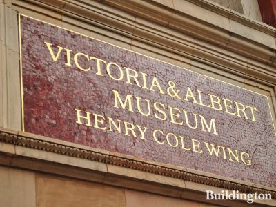 Victoria and Albert Museum, Henry Cole Wing
