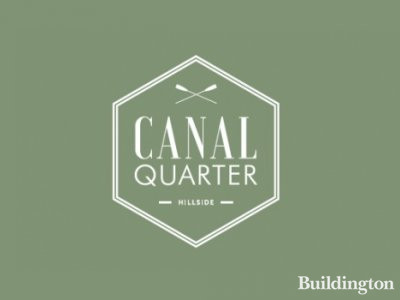 Canal Quarter logo at Hyde New Homes website