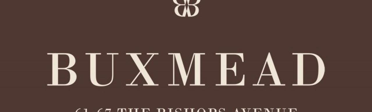 Buxmead development logo.