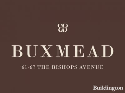 Buxmead development logo.