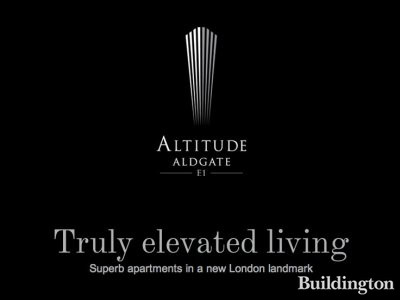 Screen capture of Altitude development website at Altitude1.co.uk