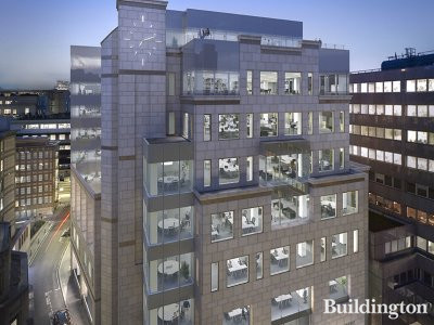 CGI of 8 Salisbury Square