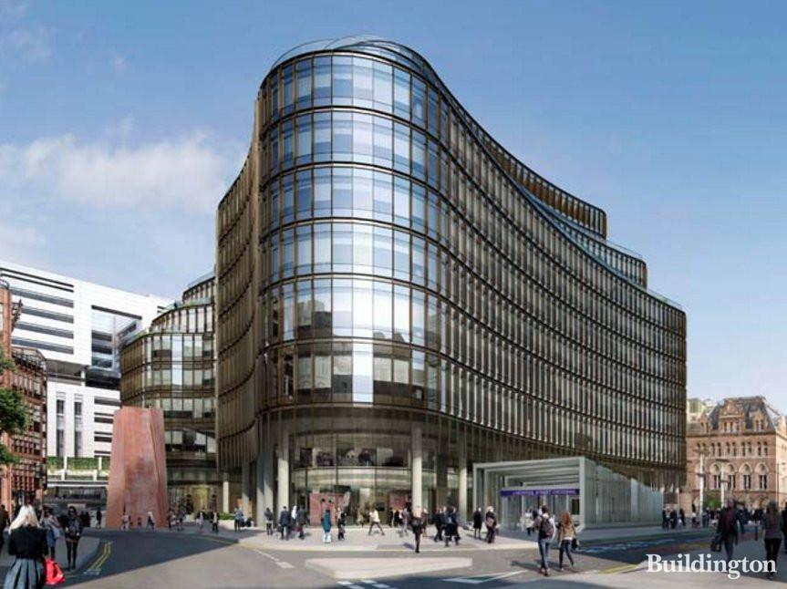 100 Liverpool Street Liverpool Street Ec2m 2rh Buildington