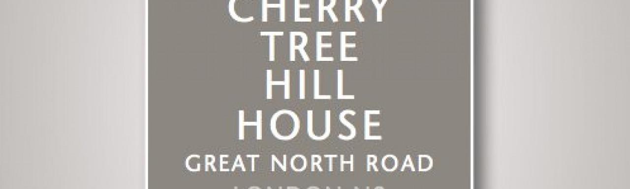Brochure of Cherry Tree Hill on Savills website