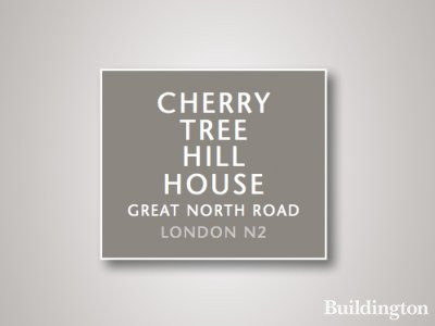 Brochure of Cherry Tree Hill on Savills website