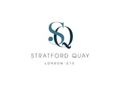 Stratford Quay logo on Sherrygreen Homes website