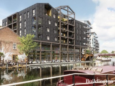 Carpenters Wharf CGI at carpenterswharf.com; screen capture.