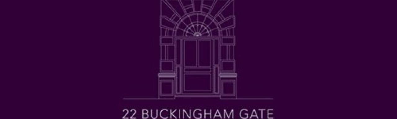 22 Buckingham Gate development at 22buckinghamgate.co.uk