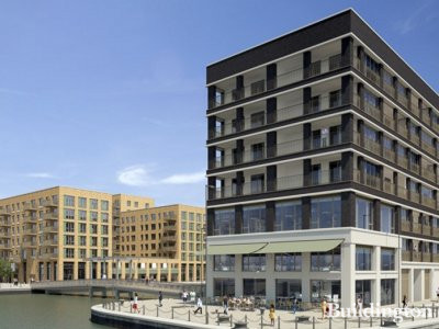 Royal Albert Wharf CGI