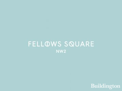 Fellows Square NW2 development logo