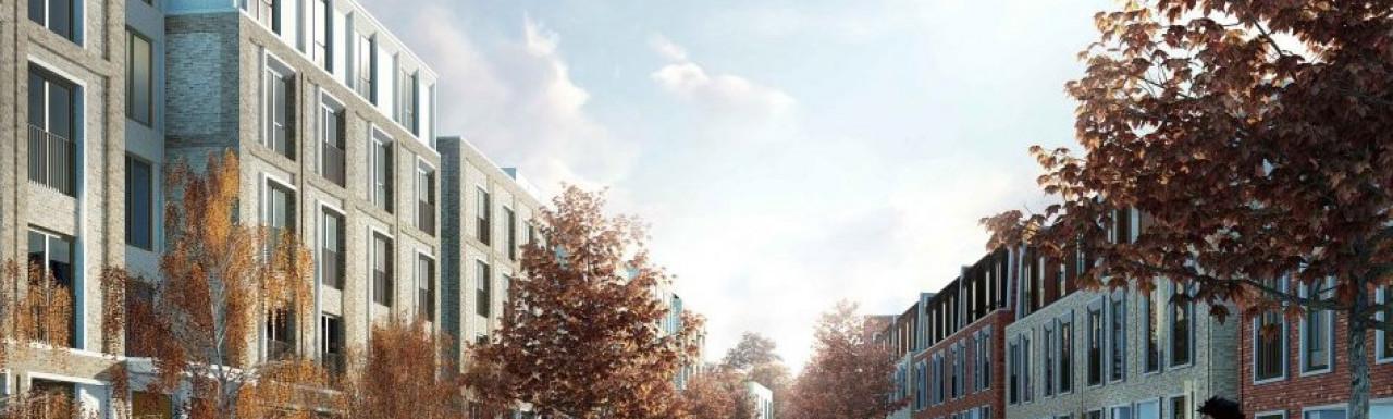 West Green Place CGI at pocketliving.com; screen capture.