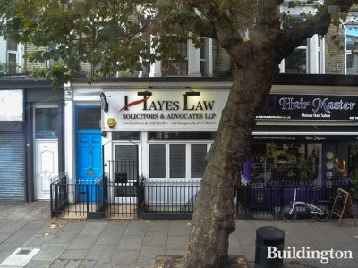158 Shepherds Bush Road
