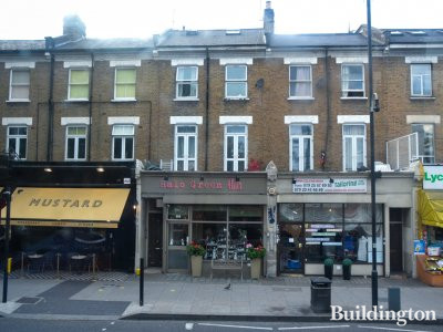 96 Shepherds Bush Road