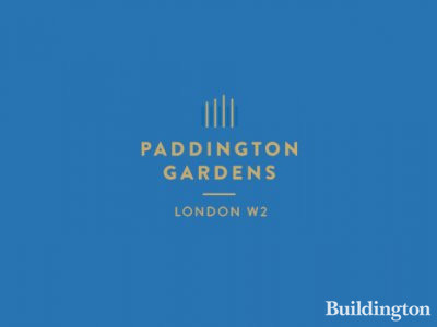 Paddington Gardens development in Paddington Basin, London W2