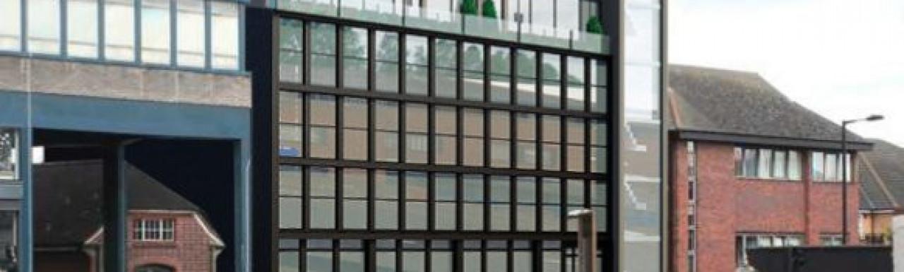 Newby House at yogogroup.com; screen capture.