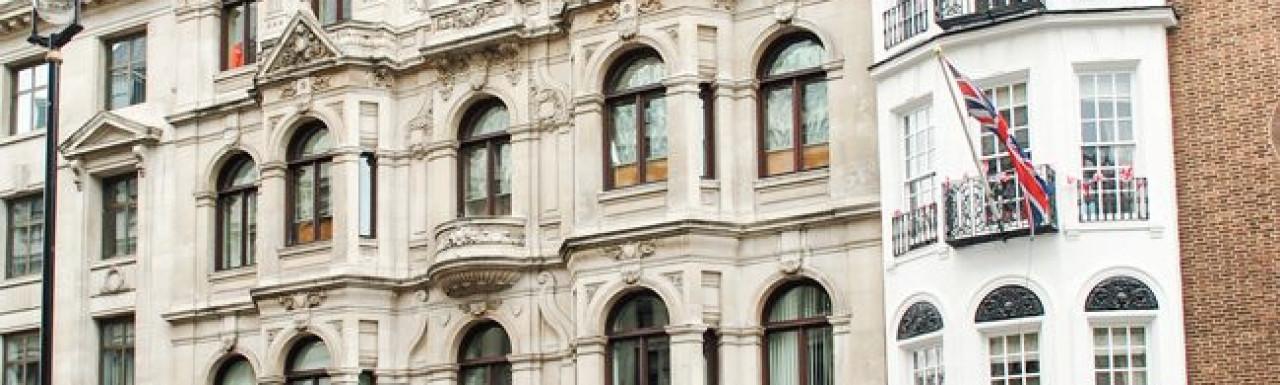 63 St James's Street in St James's, London SW1