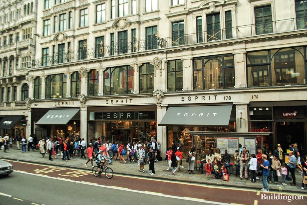 9add9bac2a 172-186 Regent Street - Regent Street W1B 5TL | Buildington