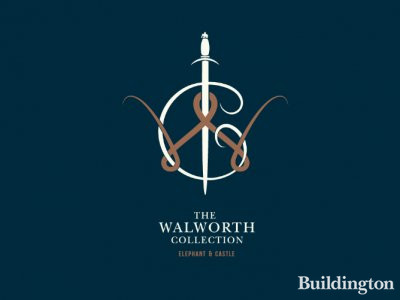 The Walworth Collection development in Elephant & Castle, London SE17