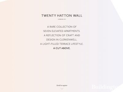 Twenty Hatton Wall