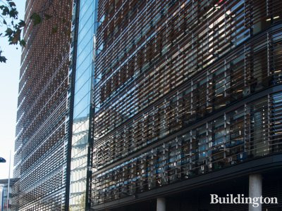 5 New Street Square office building in London EC4