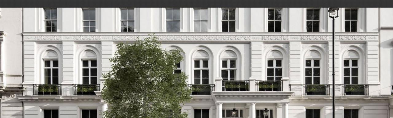 7-9 Buckingham Gate development website at thebuckinghamsw1.com in May 2017; screen capture