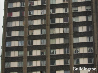 Grenfell Tower windows in 2013