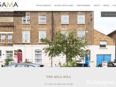 37-39 Mill Hill Road