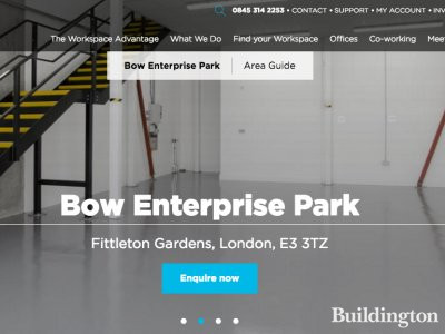 Bow Enterprise Park