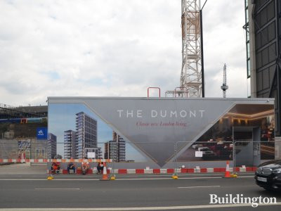 The Dumont development progress update July 2017.