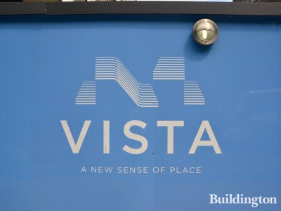 Vista development site at Chelsea Bridge Wharf in London