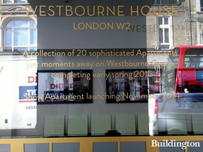 Alchemi Group on Westbourne Grove showing Westbourne House.